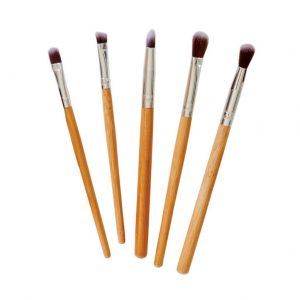 Poppy Sloane Bamboo Luxury 5 Piece Detailing Brush Set