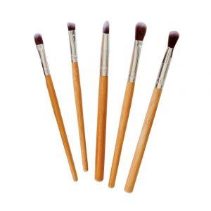 Poppy Sloane Bamboo Luxury 5 Piece Detailing Brush Set